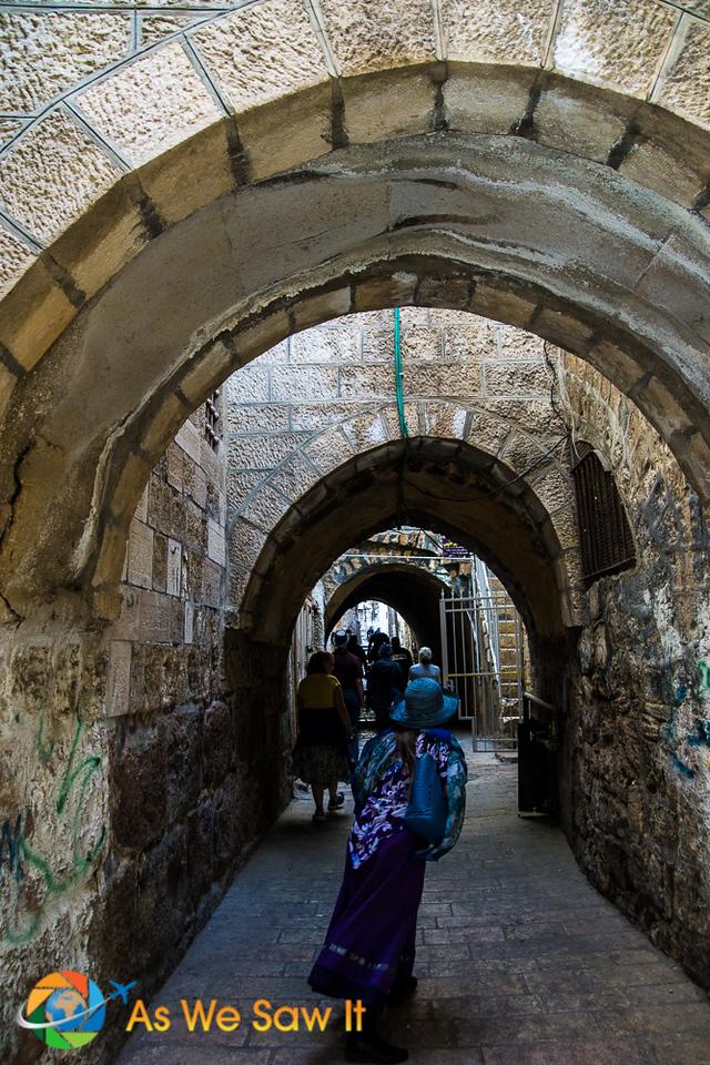 Jerusalem - Our walking tour