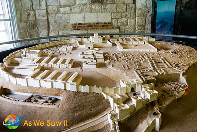 Model of Ancient Megiddo