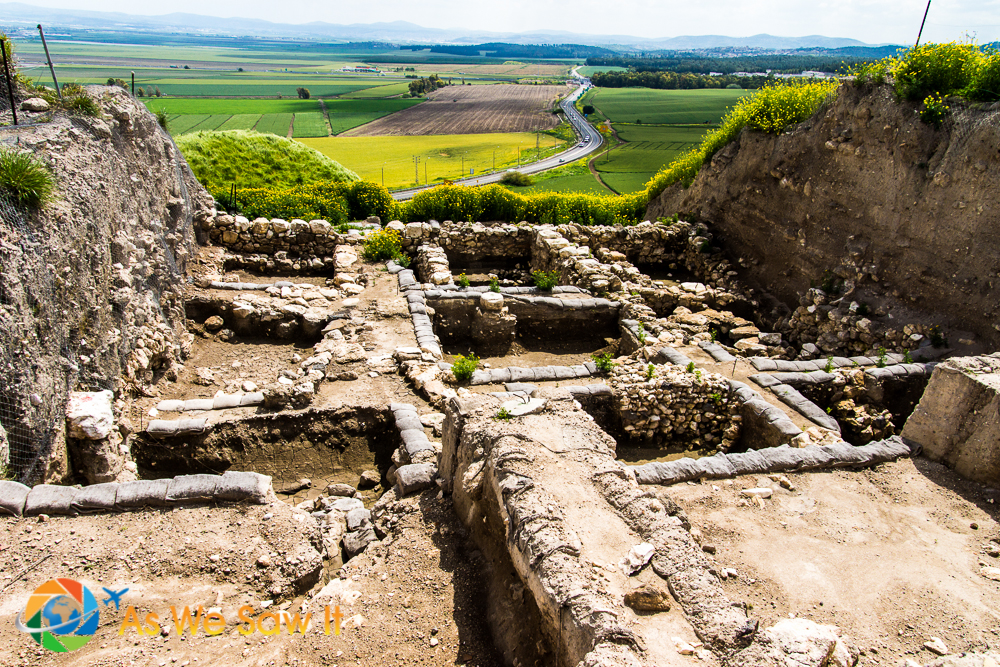 Oldest uncovered city ruins