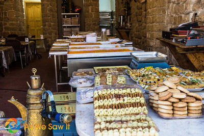 Middle east pastries