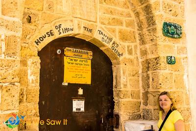 Linda, Founder/Editor - AsWeSawIt at Jaffa