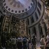 Jesus Tomb - Church of the Holy Sepulchre<br /> Jerusalem, Israel