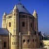 Dormination Abbey<br /> Jerusalem, Israel