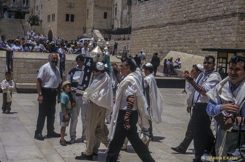 Bar-Mitzvah<br /> West Wall, Jerusalem, Israel