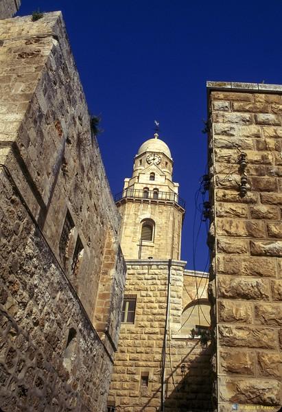 Buildings - Mt Zion<br /> Jerusalem, Israel