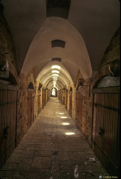 Prison Cell Block<br /> Akko, Israel