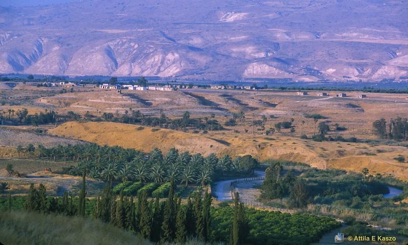 View to Jordan - Jordan Rv.<br /> Bet Shean, Israel