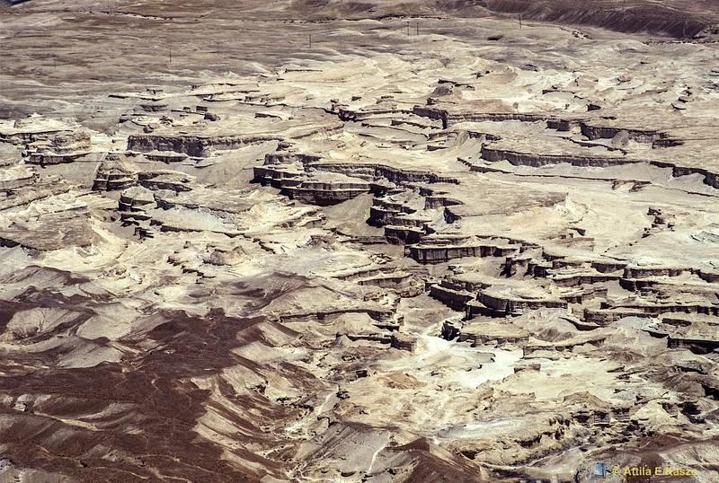 Plateau View<br /> Masada, Israel