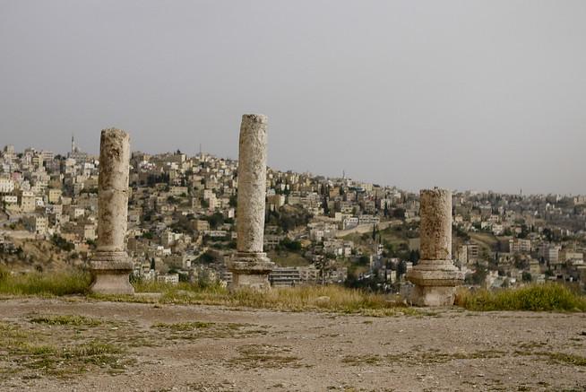 Amman Citadel, Jordan.