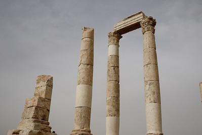 The Amman Citadel, Jordan
