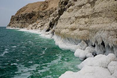 The Dead Sea from Jordan