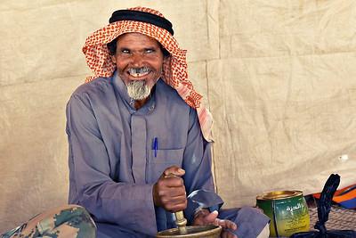 Abu Abdullah in Jordan