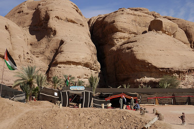 Captain's Desert Camp, Wadi Rum, Jordan