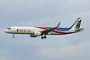 T7-ME2 Airbus A321-271NX c/n 9458 Brussels/EBBR/BRU 19-12-20
