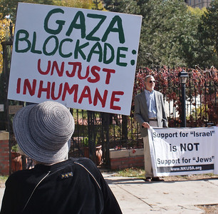 Jewish National Fund protest '13 (19)