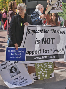 Jewish National Fund protest '13 (49)