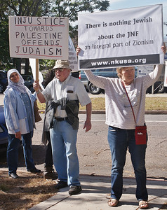 Jewish National Fund protest '13 (13)