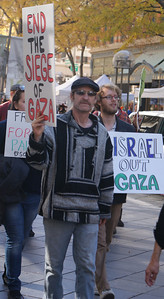 Jewish National Fund protest '13 (44)