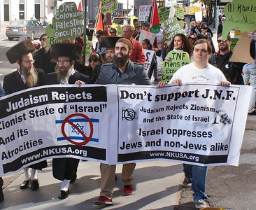 Jewish National Fund protest '13 (42)
