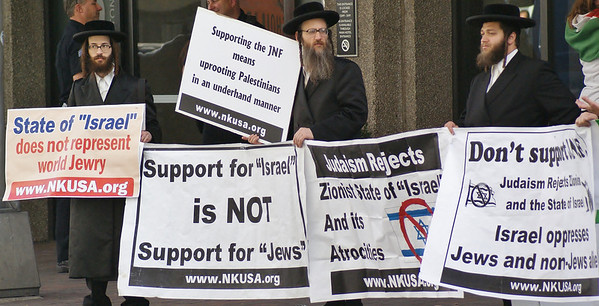 Jewish National Fund protest '13 (25)