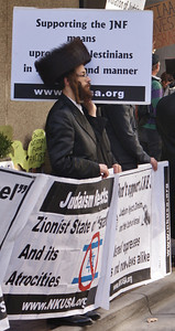Jewish National Fund protest '13 (27)