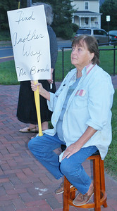 Anti Syria war protest Lewes, DE '13 (9)