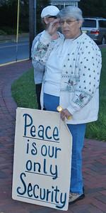 Anti Syria war protest Lewes, DE '13 (7)