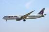 A7-BCU Boeing 787-8 c/n 38339 Brussels/EBBR/BRU 26-03-17