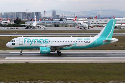 """VP-CYD Airbus A320-214 """"Flynas"""" c/n 4699 Istanbul - Ataturk/LTBA/IST 09-10-18"""
