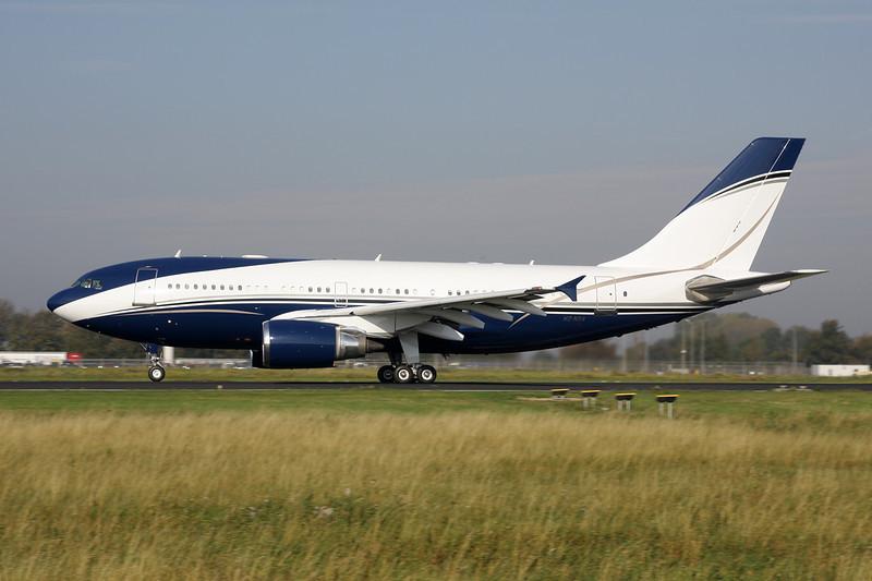 HZ-NSA Airbus A310-304 c/n 431 Maastricht-Aachen/EHBK/MST 03-10-11