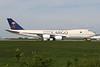 HZ-AI4 Boeing 747-87UF c/n 37563 Maastricht/EHBK/MST 23-05-19