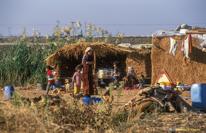 Kurdish Camp<br /> South East Anatolia, Turkey