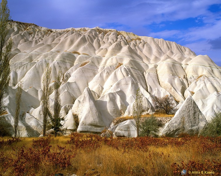 Tufa Valley<br /> Goreme, Turkey<br /> 700-39-219