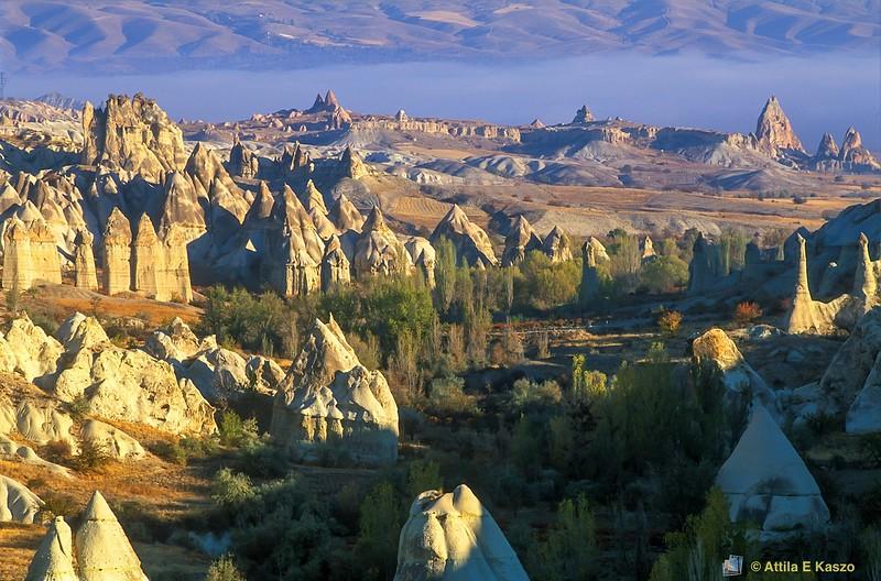 Pasabag Village<br /> Cappadocia, Turkey