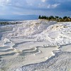 Calcite Springs<br /> Pamukkale, Turkey