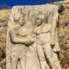 Sculpture - King Mithridates / Hercules 69-62 BC<br /> Arsameia (Eskikele), Turkey