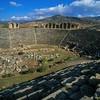 Greek Stadium 1C AD - Seated 30,000<br /> Afrodisias, Turkey