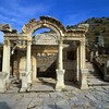 Temple Of Hadrian - 5C AD<br /> Ephesus, Turkey