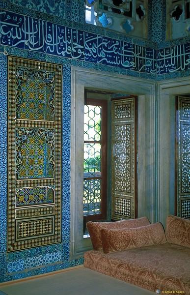 Baghdad Kiosk - Topkapi Palace<br /> Istanbul, Turkey