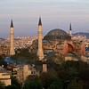 Blue Mosque (Sancta Sophia)<br /> Istanbul, Turkey
