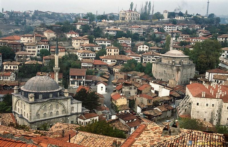 City View<br /> Safranbolu, Turkey