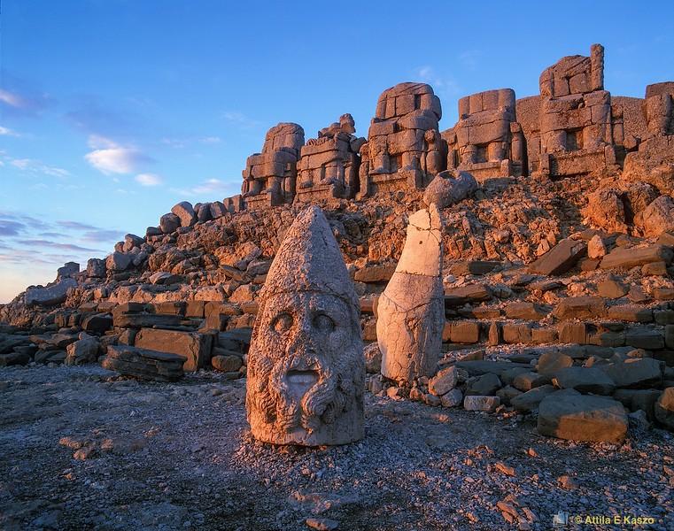 Hercules - Nemrut Dagi<br /> Anatolia, Turkey