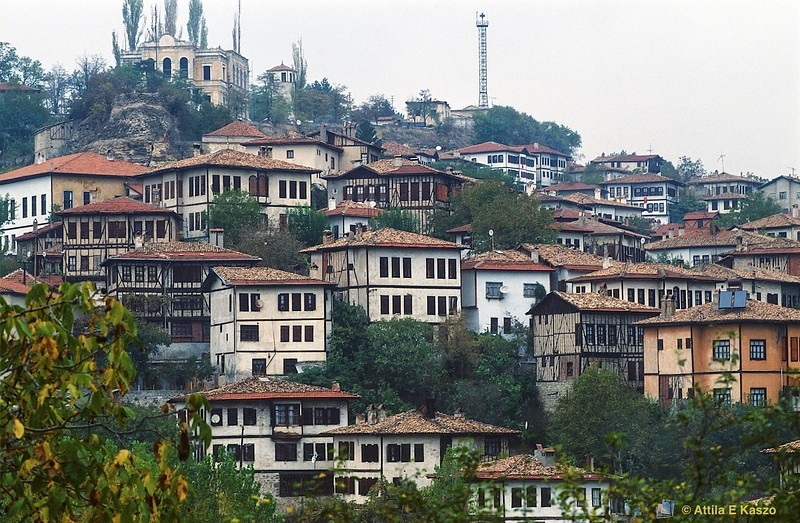 City View<br /> Safranbolu, Turkey
