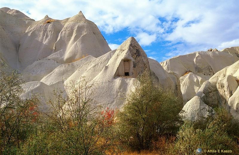 Tuff Valley<br /> Cappadocia, Turkey