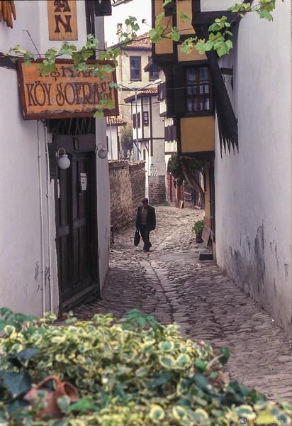 Laneway - Village<br /> Safranbolu, Turkey