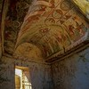 Christian Church - Interior  11C AD<br /> Cappadocia, Turkey