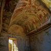 Christian Church - Interior  11C AD<br /> Cappadocia, Turkey