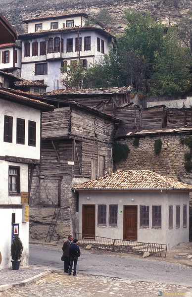 Village Scene<br /> Safranbolu, Turkey