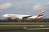 A6-EMN Boeing 777-31H c/n 29063 Dusseldorf/EDDL/DUS 30-10-11