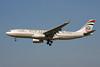 """A6-EYN Airbus A330-243 c/n 832 Frankfurt/EDDF/FRA 24-09-16 """"2016 F1 Grand Príx''"""